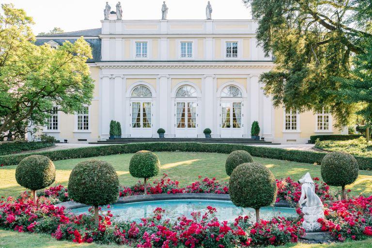 Redoute Bonn Hochzeit Gebäude