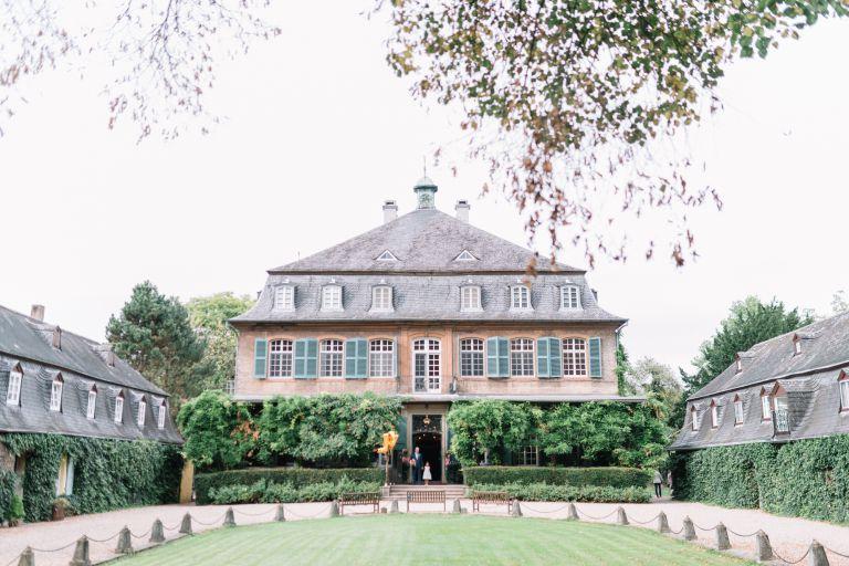 Schloss Eicherhof Hochzeit Location